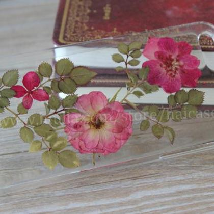 iphone 6 case Pressed Flower iphon..
